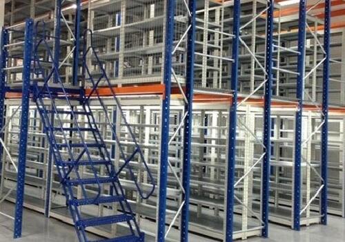 Heavy Duty Warehouse Pallet Rack