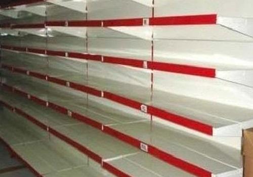 Mild Steel Departmental Store Racks