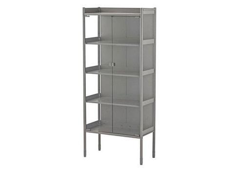 Mild Steel Display Shelves