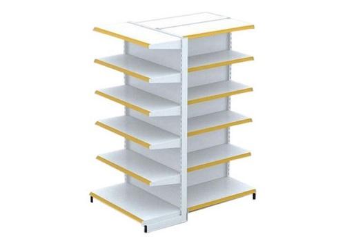 Mild Steel Supermarket Display Rack